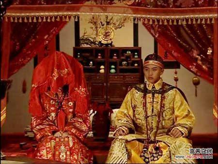 哪些女人夺走中国帝王处男之身