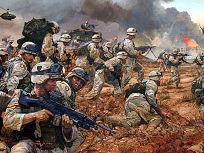 【史上今日】海湾战争爆发