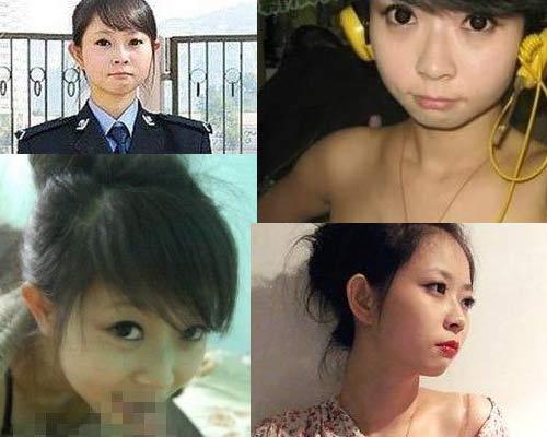 网传的90后女警察王梦溪不雅照-网传女警花王梦溪裸照 回应 遭无良男