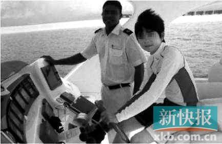 张家乐king 在微博上炫耀奢华生活微博显示博主位于深圳