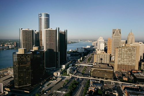 """底特律现状_底特律""""破产""""- 华声在线专题"""