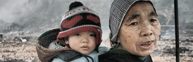 通道侗寨灾后影像