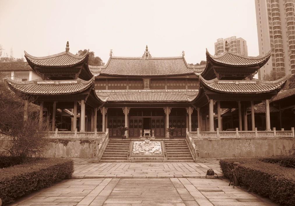 浏阳文庙[湖南长沙]