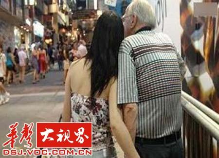 中国女人到底有多爱老外?