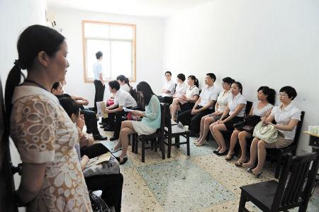 长沙公务员面试启动 70名考官全部来自外地\/图