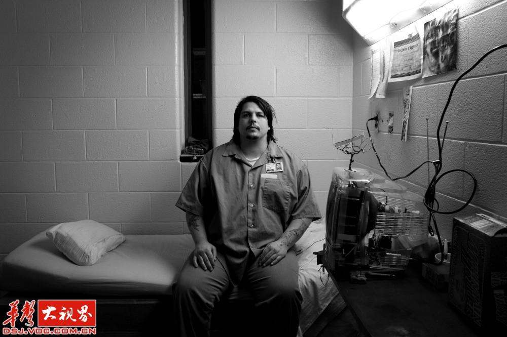 实拍可怕的美国医疗监狱里的生活[24P]