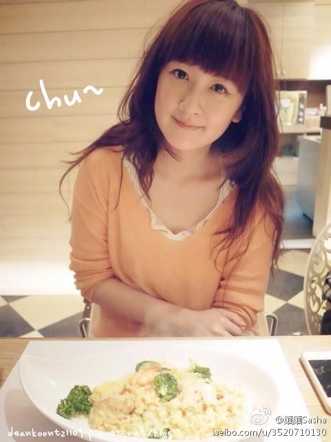 台湾版 最美女胖子 私密照曝光 胖也是一种美 高清图片
