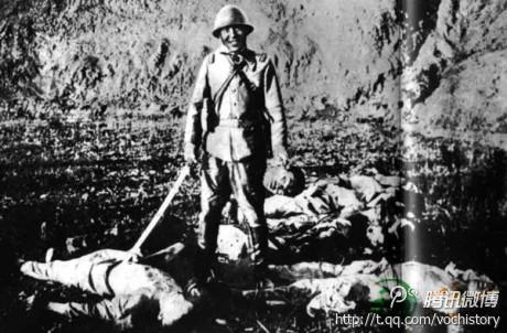 [历史也疯狂no.26]:国军见妇女被奸杀 割下日军头颅