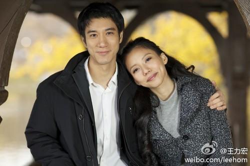 李云迪王力宏公开恋情 谁的女友更漂亮?
