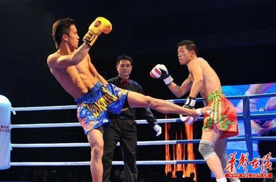 世界拳王盛典长沙落幕 中国拳王 逆袭 海外军团