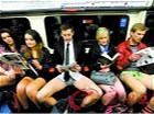 [国际传真]奥巴马夫妇被曝分居 地铁无裤日席卷全球