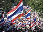 [管窥天下]反对派封锁曼谷 泰国内战或一触即发