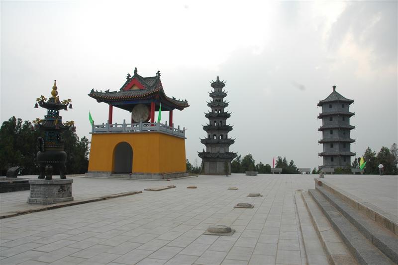 淮南寿县森林公园