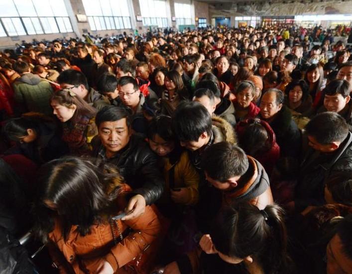 2014年中国春运即将启幕