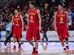 中国男篮无缘西班牙世界杯 系16年来首次缺席