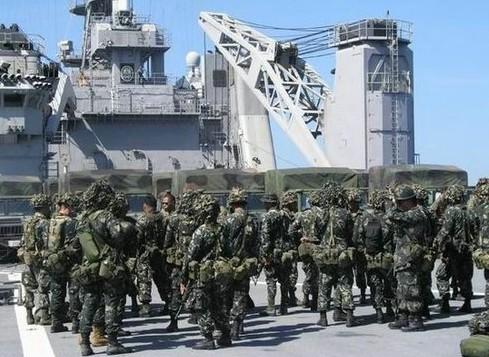 菲律宾南海增兵野心勃勃 斯诺登被曝窃同事密码