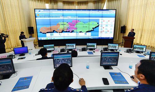 长沙工商12315新指挥调度系统启用