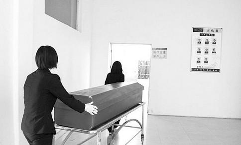 [岳阳]90后美女入殓师:巧手描绘生命尊严