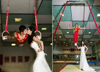 新一代人的婚纱照是这么拍的