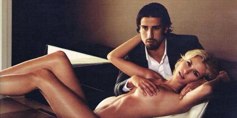 赫迪拉女友德国甜心莉娜全裸写真