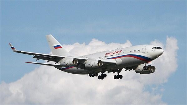 马航/普京专机伊尔/96/300,在雷达上与波音777差别不大