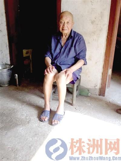 株洲老兵曾为美军掌厨 91岁仍能说一口美式英语
