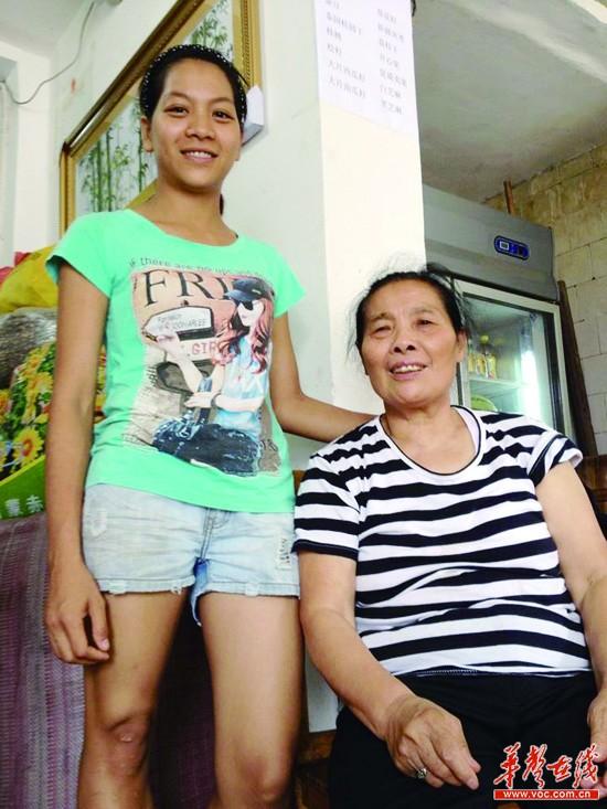 越南美女大学生为爱远嫁湖南