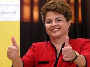 铁娘子罗塞夫成功连任巴西总统 曾因反独裁坐牢