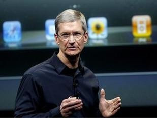 53岁库克宣布出柜 美媒:苹果股价不因同性恋下跌