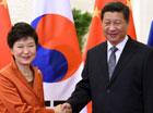 习近平会见朴槿惠:建中韩自贸区有里程碑意义