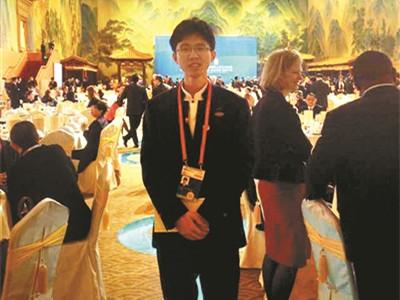 外交学院大三学生当APEC志愿者 获邀享受国宴(图)
