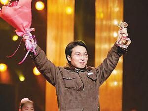 2005感动中国年度人物洪战辉