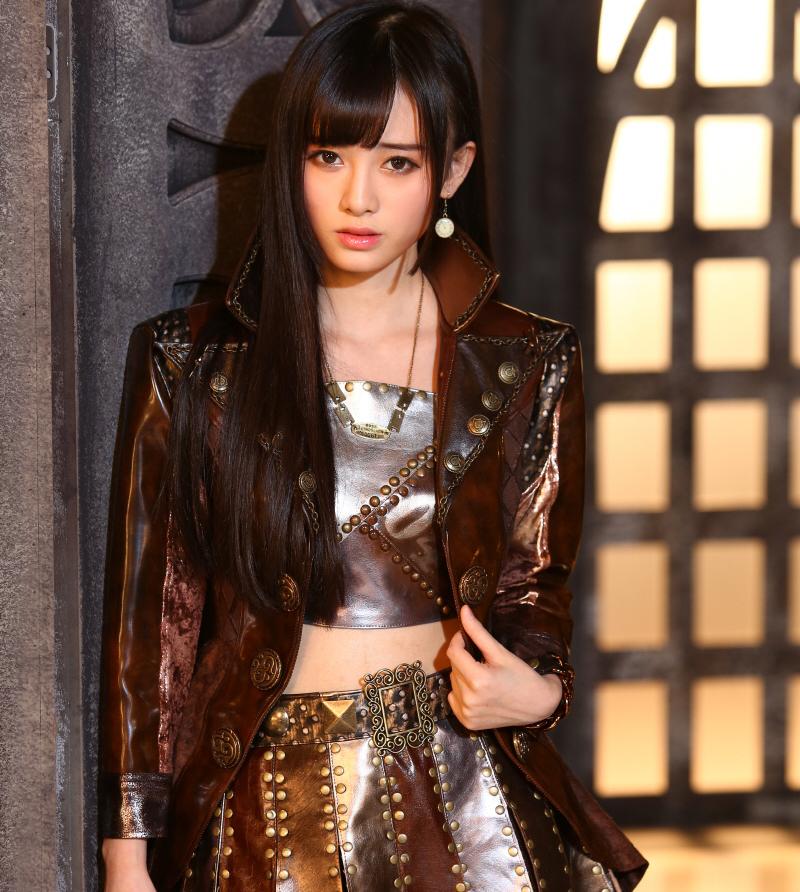 日本网友选中国第一美女 鞠婧祎夺冠 Phoys