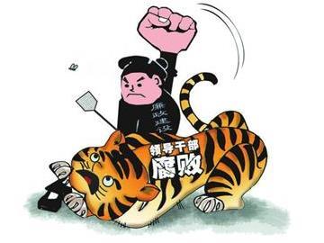 """中纪委:""""习式反腐""""两年56名老虎落马"""