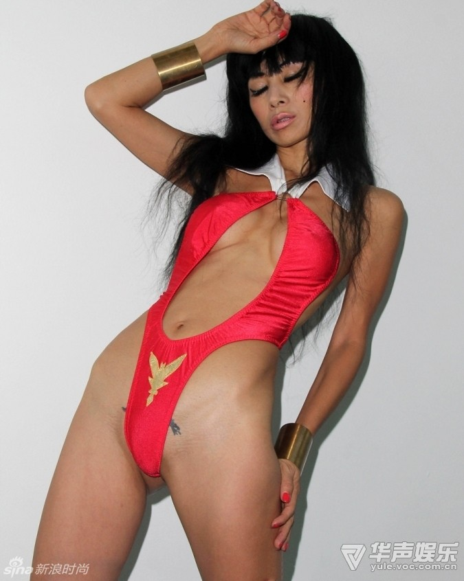 Голая Бай Лин на фото   sexicelebssu