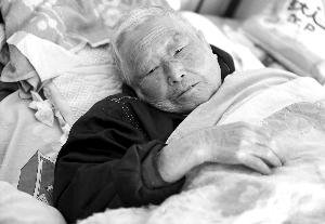 """""""我就是南京大屠杀的活证人,我要为这段历史做证人做到死"""""""