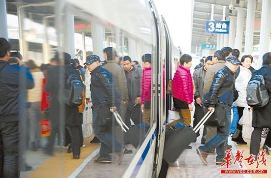 沪昆高铁湖南段全线贯通 长沙至娄邵怀票价堪