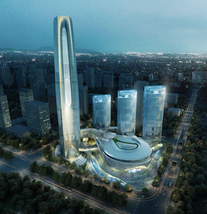 台商总部大厦设计方案汇报评审会在湖南悠活酒店召开