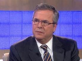 小布什弟弟弃百万年薪布局总统大选 被称最易接近的州长