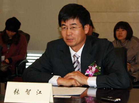 中国联通原副总经理张智江被开除党籍(图)