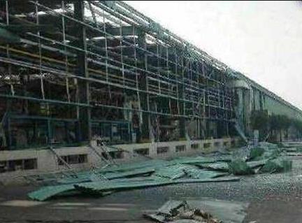 广东佛山工厂爆炸致多人死亡