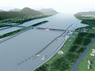 2014年湖南水运建设投资35.7亿 创历史新高/图