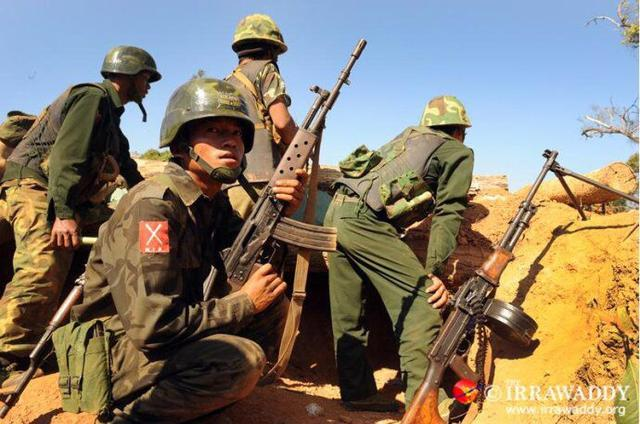 缅北战事全面升级 波及在缅中国人