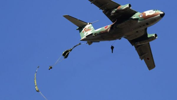 法媒:日本战机针对中俄飞机紧急升空次数创新高