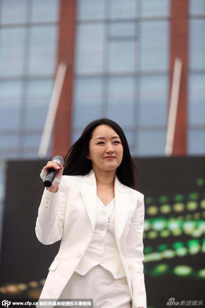 43岁杨钰莹安徽捞金身材发福-三湘都市报