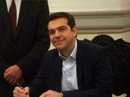 40岁希腊新总理:曾留长发未婚育有2子 打破以往就职传统