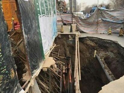 任性人大代表偷挖18米深地下室:资产约20亿 曾致3人死