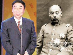 明星神秘背景:冯巩曾祖是总统