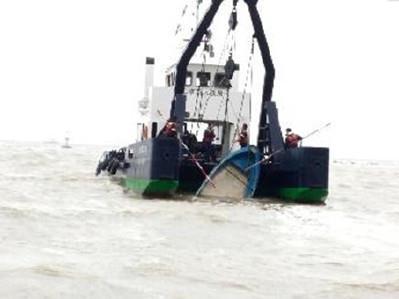 澳门发生偷渡船沉船事故