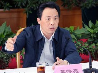 无锡副书记蒋洪亮跳塔自杀 被评高调强势 有点怕事